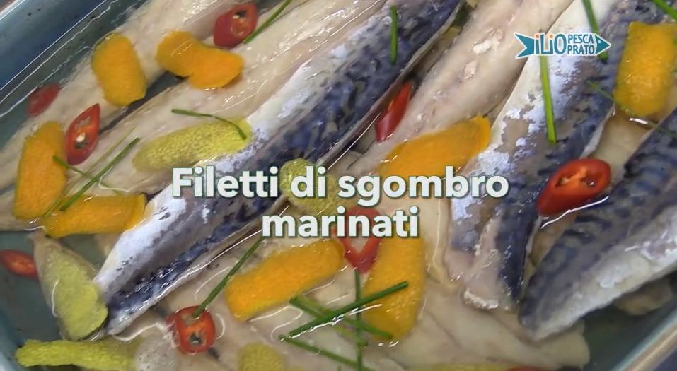 Sgombro Marinato, i nostri piatti pronti