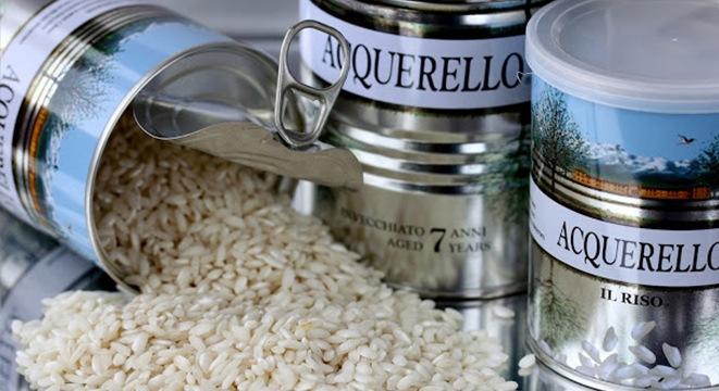 """Riso Acquarello il """"Re del fornello"""""""