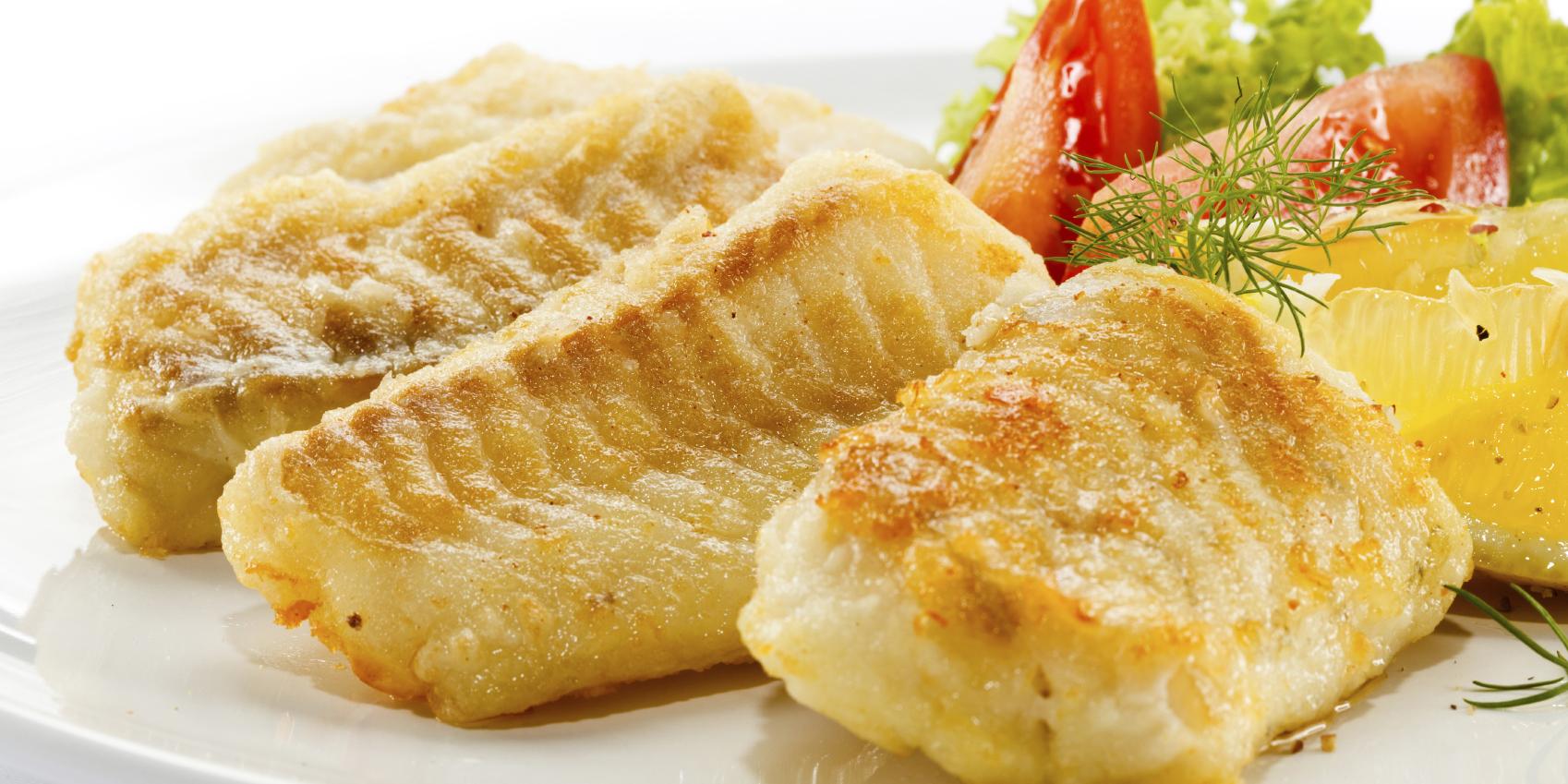 Baccalà fritto, ecco la vera ricetta romana