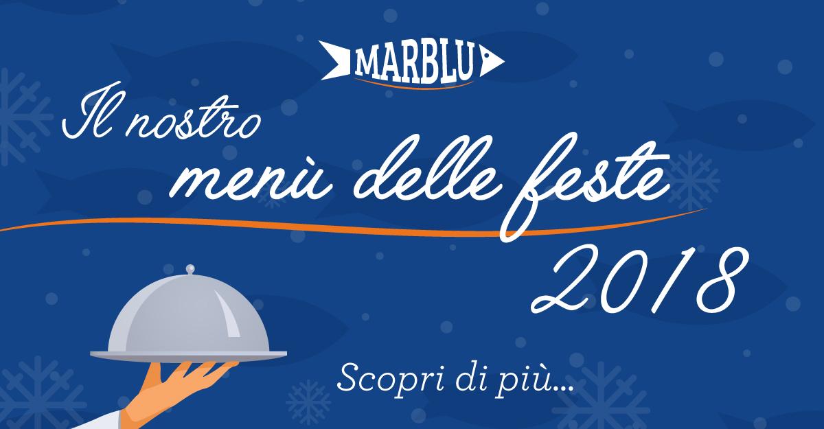 Il nostro menù delle feste | Marblu