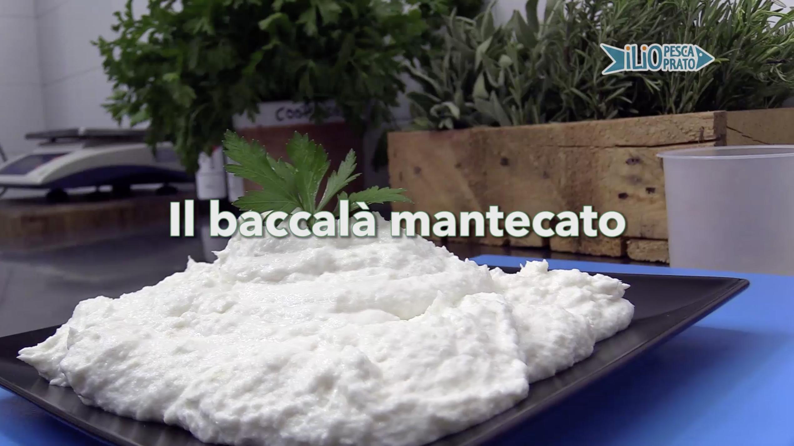 Baccalà Mantecato ricette di Marblu
