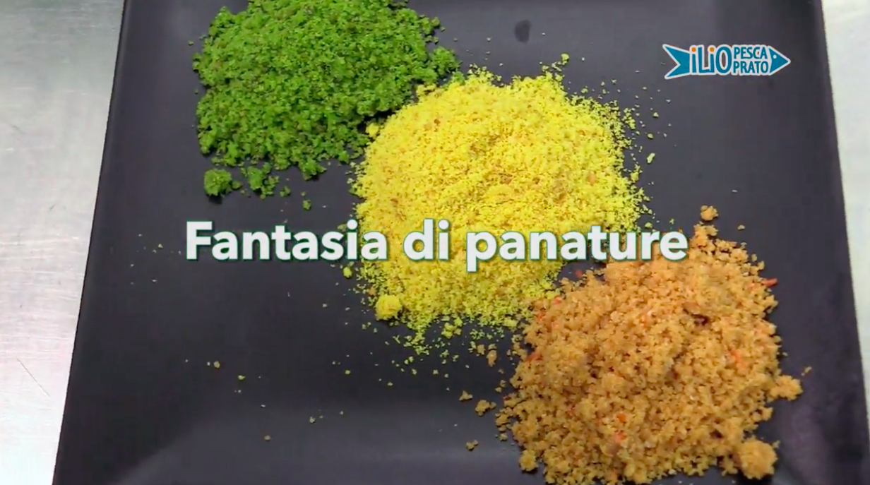 Fantasia di Panature – Le Video Ricette di Marblu