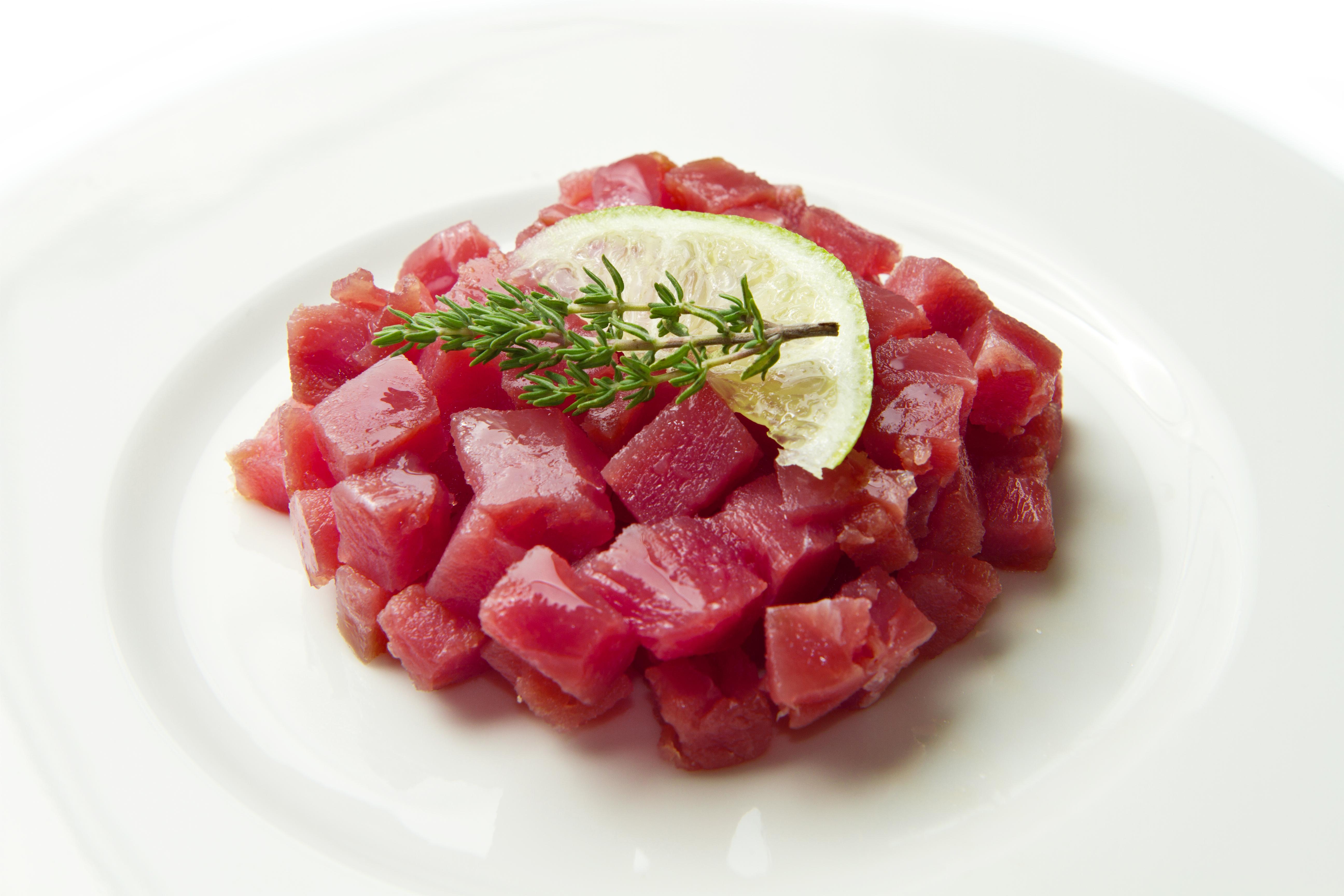 Tartare di tonno: l'antipasto per il Cenone di San Silvestro