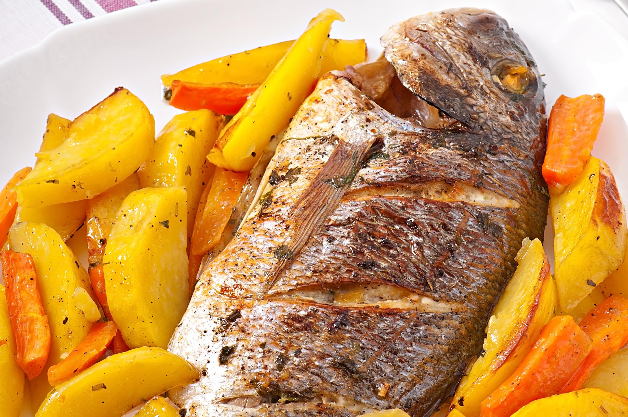 Carpa al forno: come cucinare questo pesce di acqua dolce