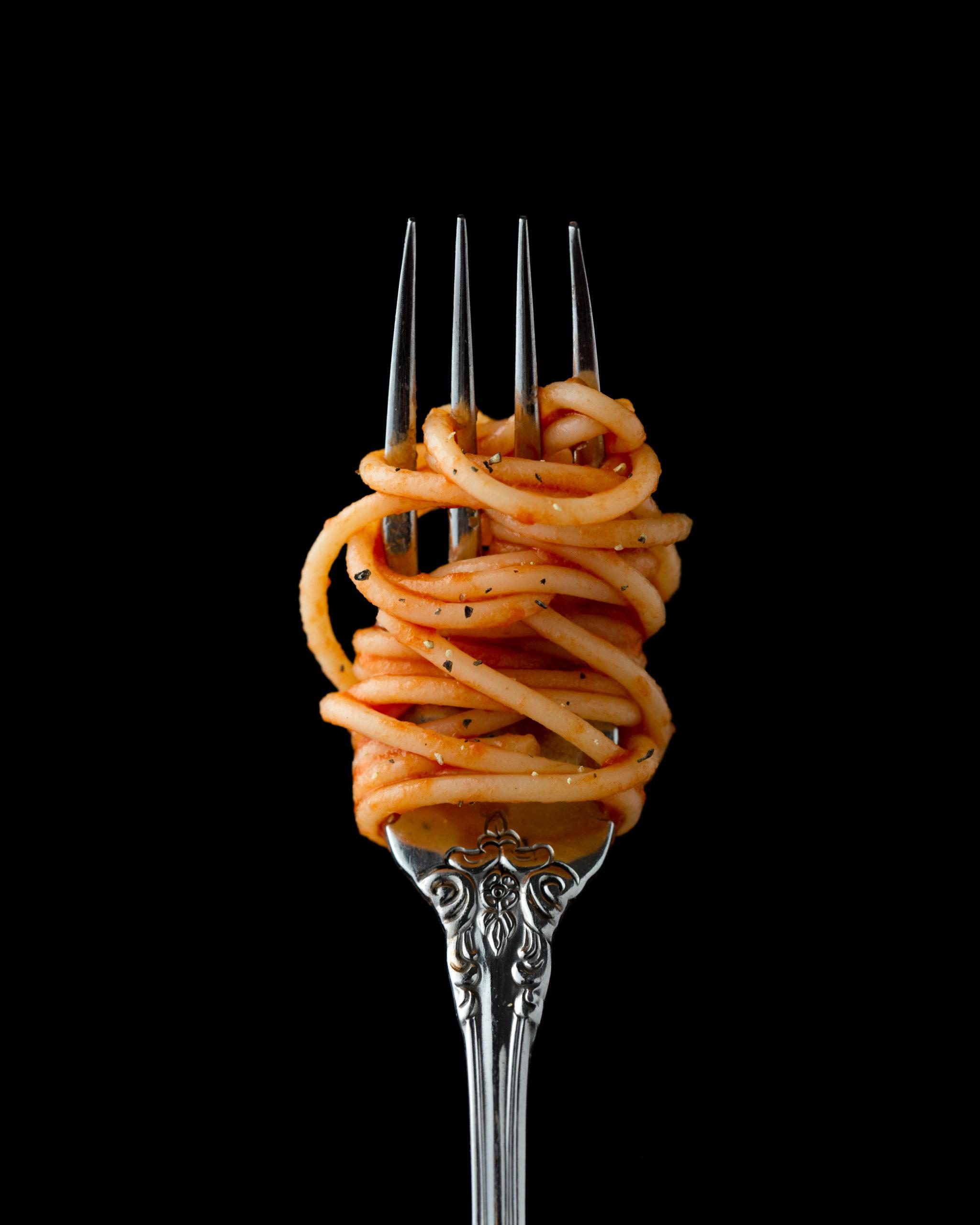 Spaghetti al polpo ubriaco