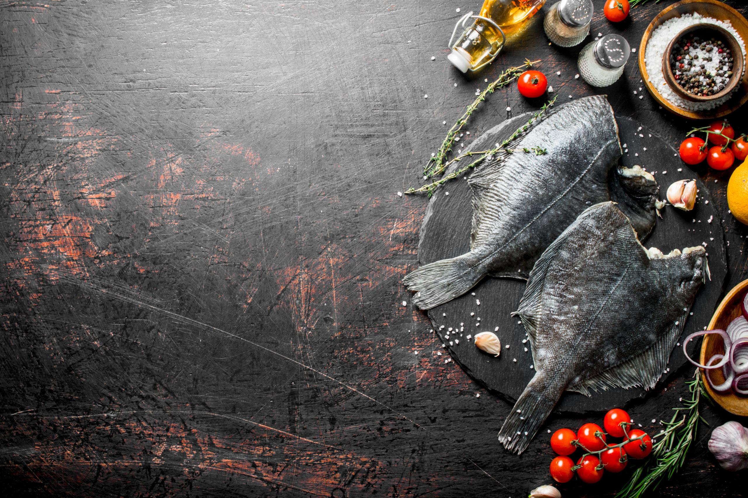 Pesce rombo: una specialità